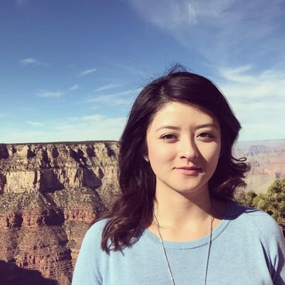 Miss Herrera at Grand Canyon National Park