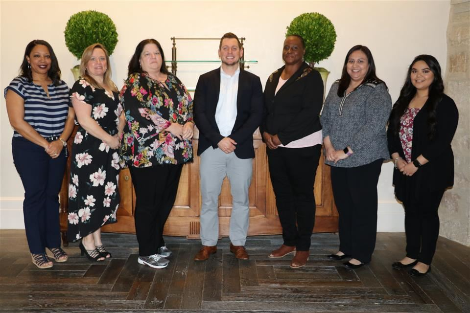 2019-2020 Campus Support Staff of the Year