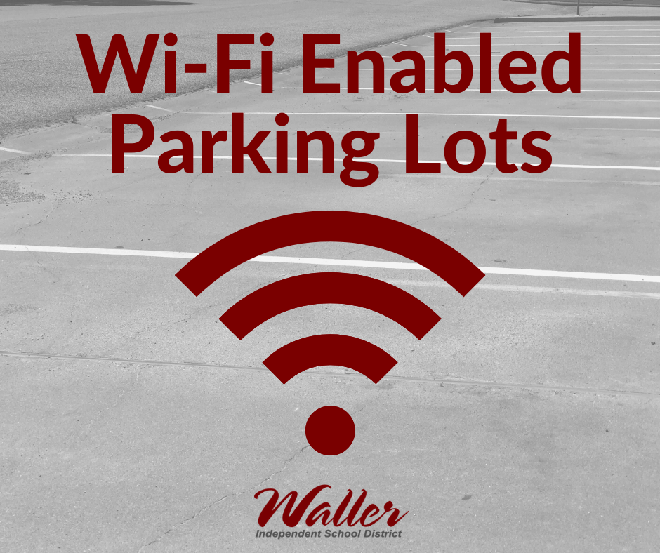 Wi-Fi Enabled Parking Lots