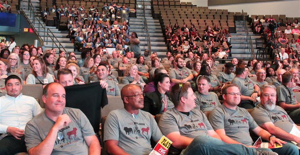 Photo of Waller ISD Convocation