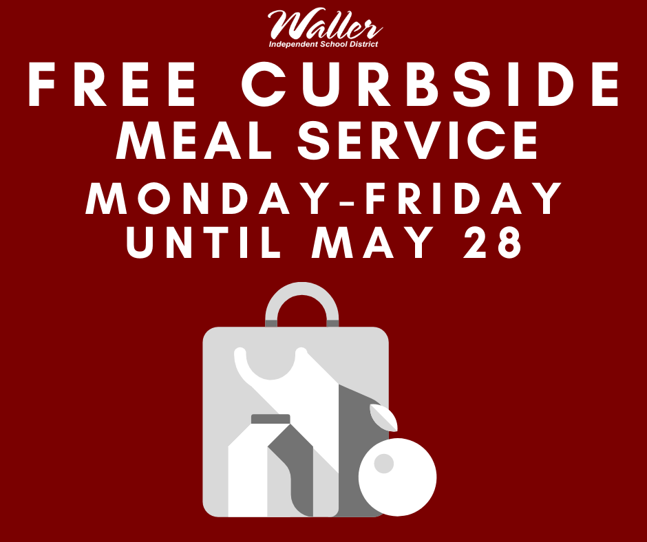 Free Curbside Meal Service Until May 28