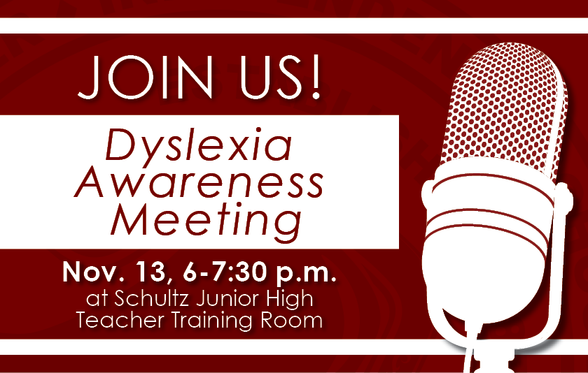 Waller ISD Dyslexia Meeting banner