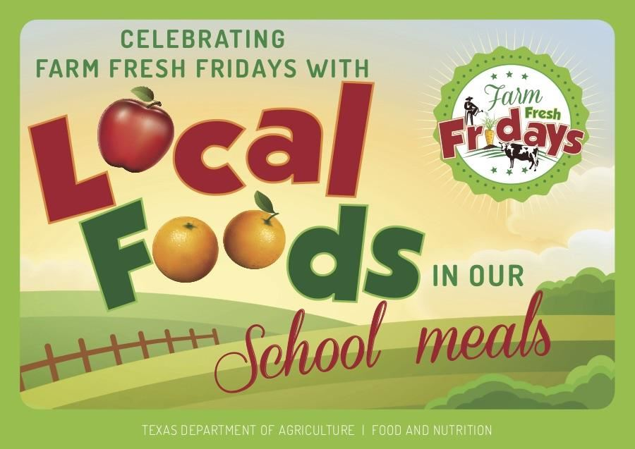 Farm Fresh Friday banner