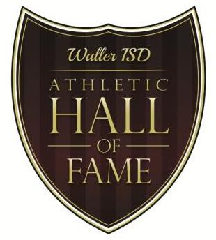 Waller ISD Athletic Hall of Fame logo
