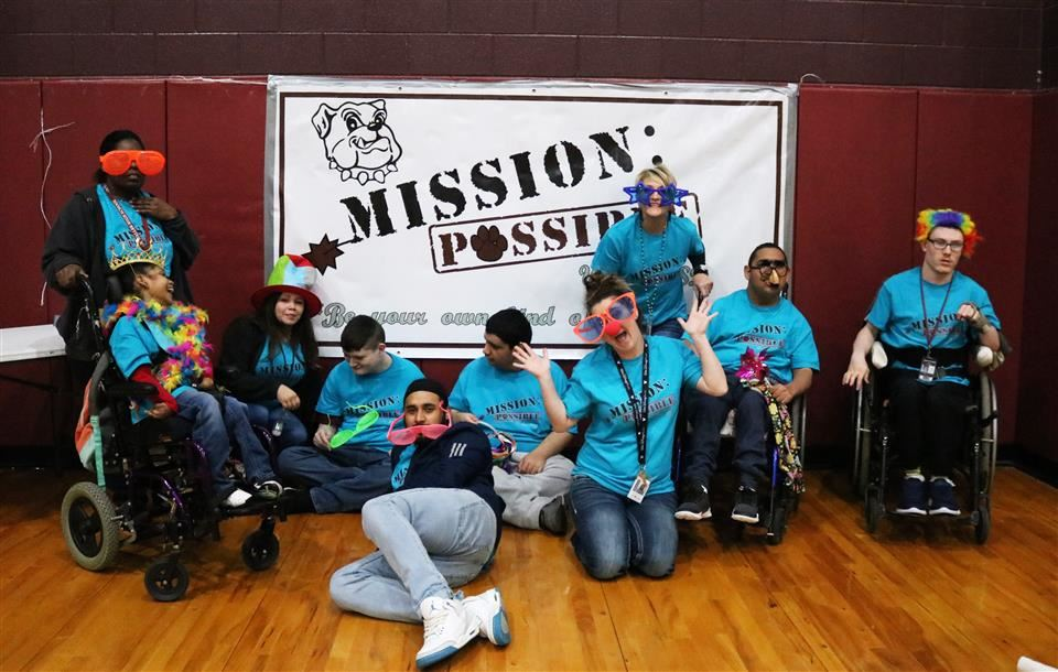 Photo of Waller ISD Mission Possible Day