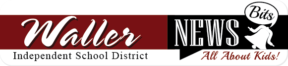 Waller ISD News Bits Logo