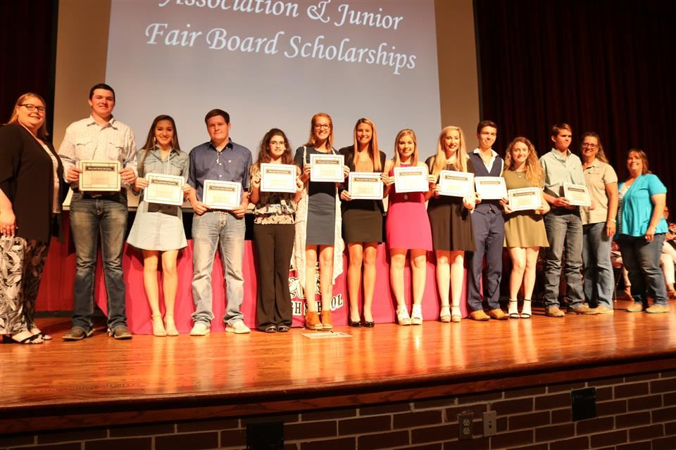 Photo of WHS Senior Recognition Night