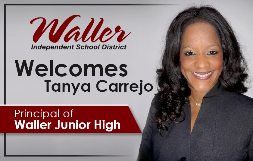 Welcome Tanya Carrejo