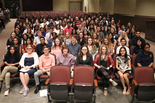Waller High School National Honor Society