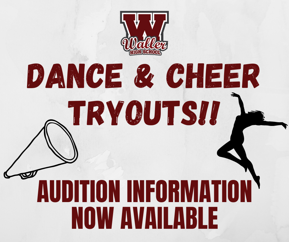 Cheer & Dance Audition Information