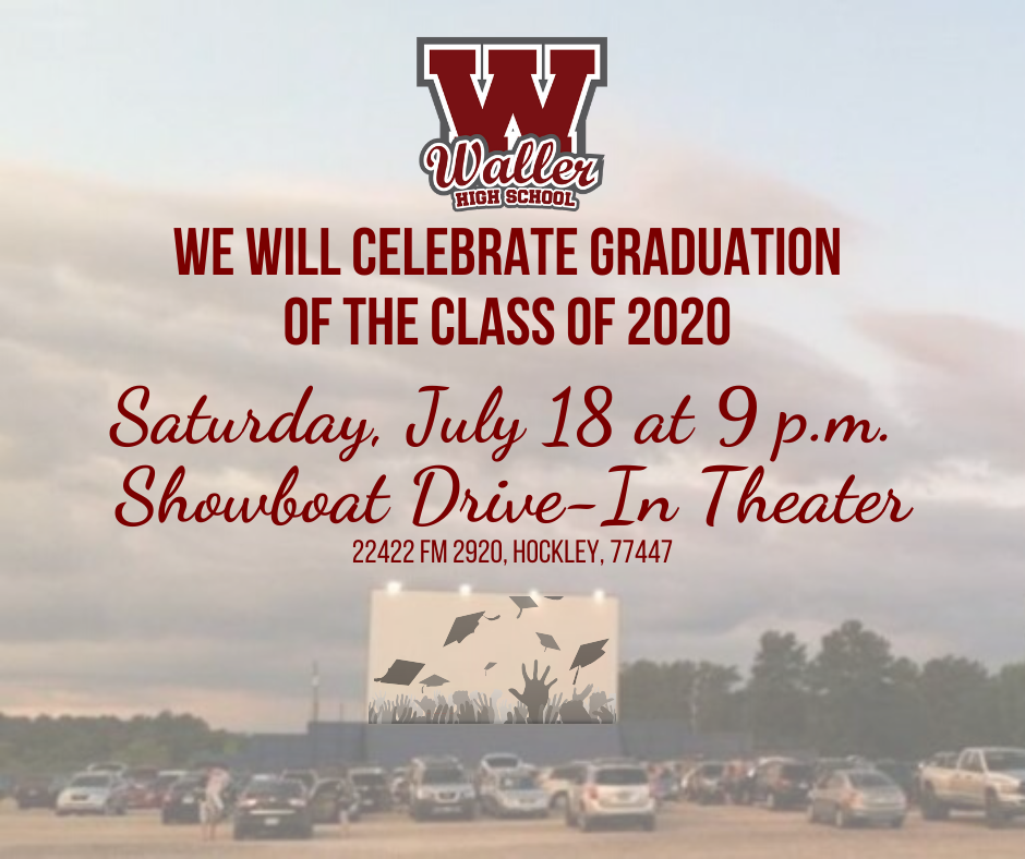 Waller High School Graduation