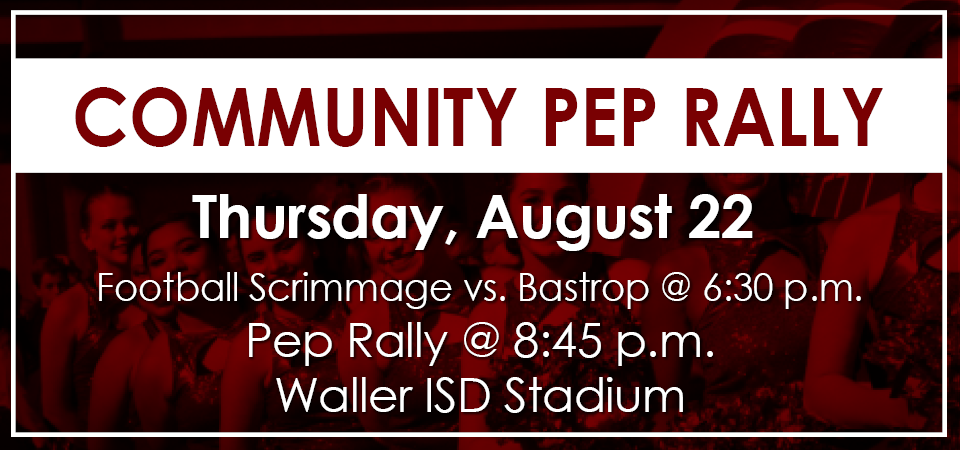 a5a99cd1ccb3c Waller ISD / Homepage
