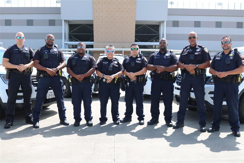 Photo of School Resource Officers
